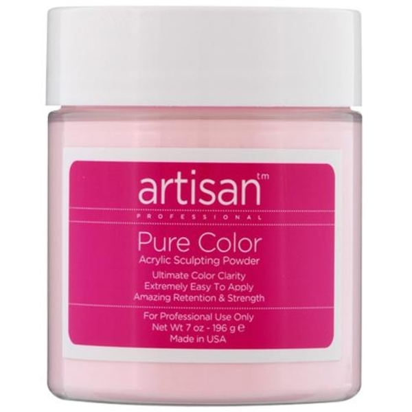 Artisan Brilliant Pink Acrylic Nail Powder 7 oz. (119035)