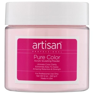 Artisan Brilliant Pink Acrylic Nail Powder 12 oz. (119036)