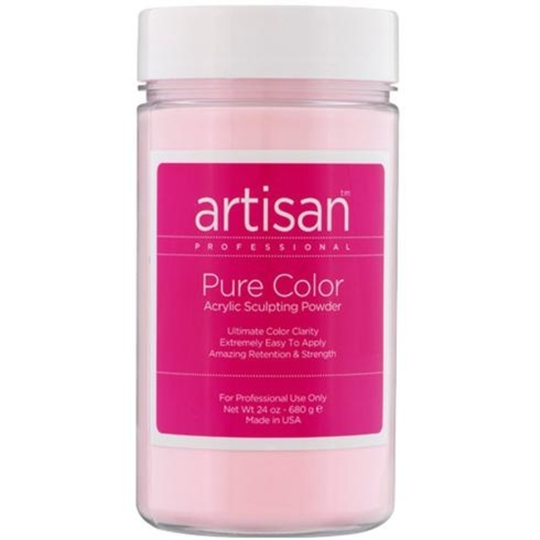 Artisan Brilliant Pink Acrylic Nail Powder 24 oz. (119037)