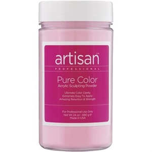 Extreme Pink Acrylic Powder - 24 oz. 680.38 Grams (119063)