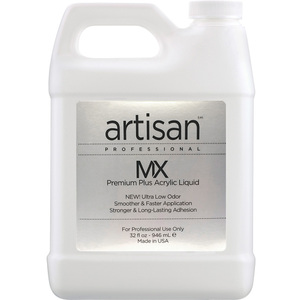 Artisan MX Acrylic Nail Liquid - Amazing Control - Flawless Sculpting - 32 oz (946.37 mL.) (119076)