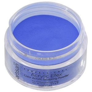 Artisan Color Acrylic Powder - Blue 0.5 oz. (119101)