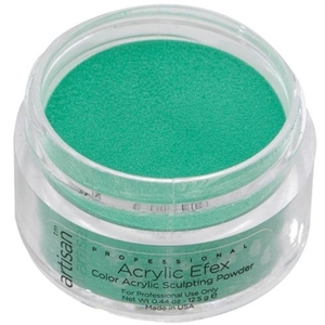 Artisan Color Acrylic Powder - Green 0.5 oz. (119105)