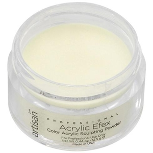 Artisan Color Acrylic Powder - Soft Yellow 0.5 oz. (119110)