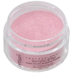 Artisan Color Acrylic Powder - Pink Sparkles 0.5 oz. (119123)