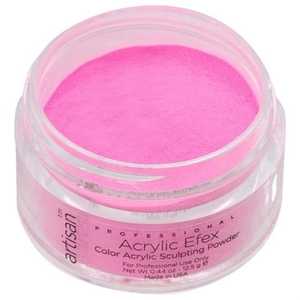 Artisan Color Acrylic Powder - Bright Pink 0.5 oz. (119126)