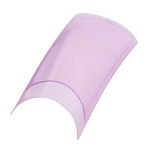 Color Nail Tips - Light Purple Pack of 100 (119510)