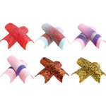 Artisan Sparkle Glitter Nail Tips - Studded 'N Stunning Collection - 100 pieces (119560)