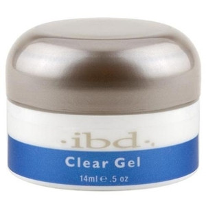 IBD Gel Nail Clear Gel 0.5 oz. (120014)