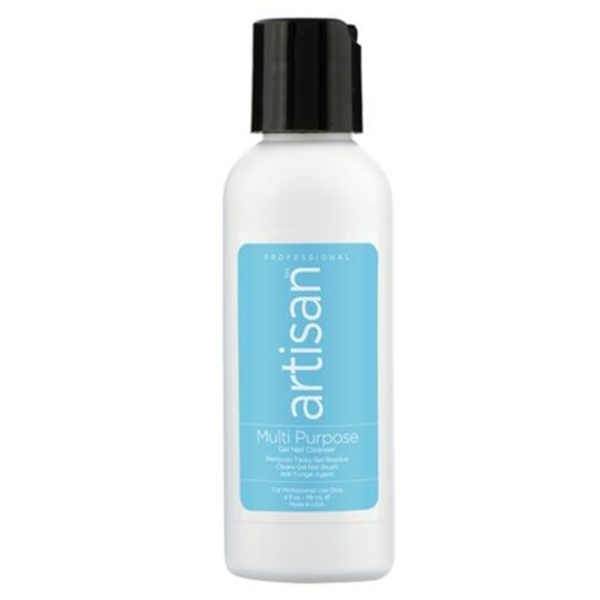 Artisan Multi Purpose Gel Nail Cleanser 4 oz. (129010)
