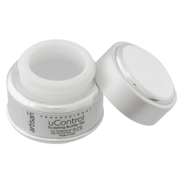 Artisan uControl Clear Builder Gel 0.5 oz. (129142)