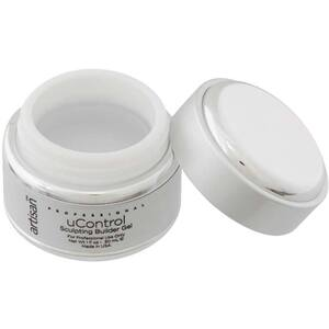 Artisan uControl Builder Gel - Flawless Shine - Crystal Clear - 1 oz. (29.57 mL.) (129143)