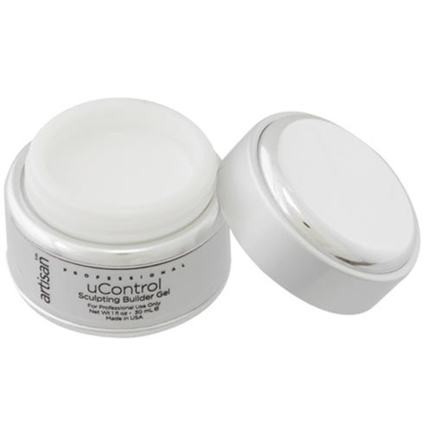 Artisan uControl Ultra White Builder Gel 1 oz. (129146)