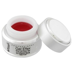 Artisan Soak Off Color Gel Pro Size - Intense Pink 1 oz. (129156)