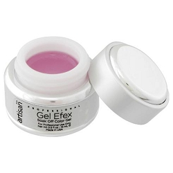 Artisan Soak Off Color Gel Pro Size - Pink Shimmer 1 oz. (129158)