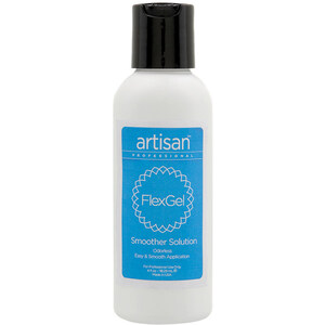 Artisan FlexGel Smoother Solution - For Fast Easy & Smooth Sculpting Application - 4 fl oz (129512)