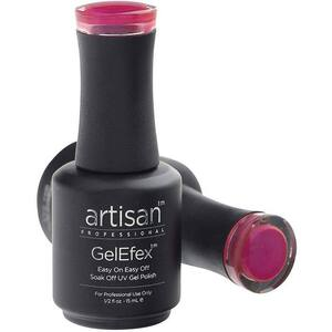 Artisan GelEfex Gel Nail Polish - Advanced Formula - First Date Pink - 0.5 oz (15 mL.) (129803)