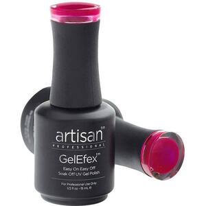 Artisan GelEfex Gel Nail Polish - Advanced Formula - Ripe Raspberry - 0.5 oz (15 mL.) (129805)