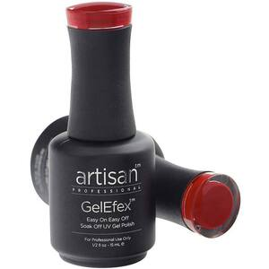 Artisan GelEfex Gel Nail Polish - Advanced Formula - Call Girl Red - 0.5 oz (15 mL.) (129815)