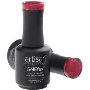 Artisan GelEfex Gel Nail Polish - Advanced Formula - Sparkling Watermelon - 0.5 oz (15 mL.) (129822)