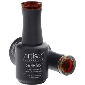 Artisan GelEfex Gel Nail Polish - Advanced Formula - RisquŽ Red - 0.5 oz (15 mL.) (129848)