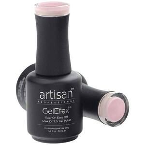 Artisan GelEfex Gel Nail Polish - Advanced Formula - Dainty Pink - 0.5 oz (15 mL.) (129857)