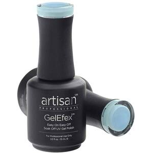 Artisan GelEfex Gel Nail Polish - Advanced Formula - Baby Shower Blue - 0.5 oz (15 mL.) (129859)