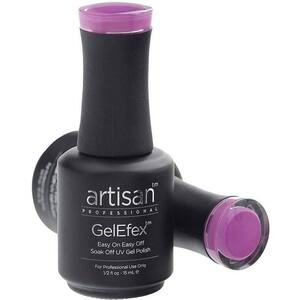 Artisan GelEfex Gel Nail Polish - Advanced Formula - Purple Panties - 0.5 oz (15 mL.) (129861)