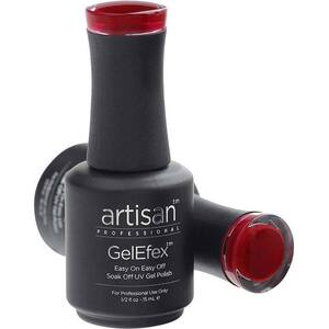 Artisan GelEfex Gel Nail Polish - Advanced Formula - Torrid Tango Red - 0.5 oz (15 mL.) (129862)
