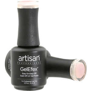 Artisan GelEfex Gel Nail Polish - Advanced Formula - Exquisite Rose - 0.5 oz (14.79 ml) (129870)