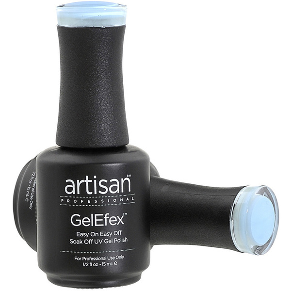 Artisan GelEfex Gel Nail Polish - Advanced Formula - Luscious Sky - 0.5 oz (14.79 ml) (129875)