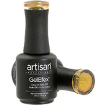 Artisan GelEfex Gel Nail Polish - Advanced Formula - Gold Pixie Dust - 0.5 oz (14.79 ml) (129879)