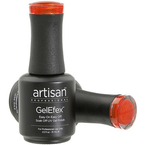 Artisan GelEfex Gel Nail Polish - Advanced Formula - Orange You Pretty - 0.5 oz (14.79 ml) (129882)