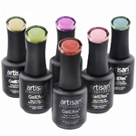 Artisan GelEfex Gel Nail Polish - Advanced Formula - Candyland Collection - Set of 6 (129971)