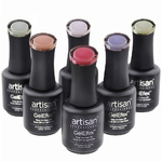 Artisan GelEfex Gel Nail Polish - Advanced Formula - Impressionism Collection - Set of 6 (129972)