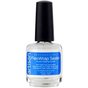 Artisan FlexWrap Glaze Sealer - Ultimate Chip-Free Sealant - 0.5 oz. (14.79 mL.) (139004)