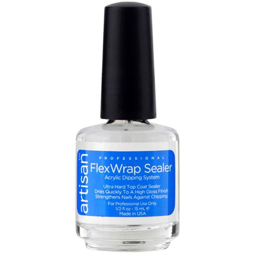 Flexwrap Glaze Sealer Ultimate Chip Free Sealant 0 5 Oz 14 79 Ml 139004