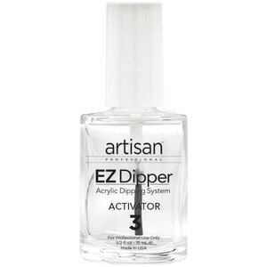 Artisan EZ Dipper Nail Activator - Step #3 - Instantly Dries Nail Dipping Resin - 0.5 oz. (14.79 mL.) (139022)