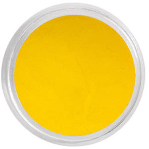 Artisan EZ Dipper Colored Acrylic Nail Dipping Powder - Firework Yellow - 1 oz (28.35 gr) (139087)