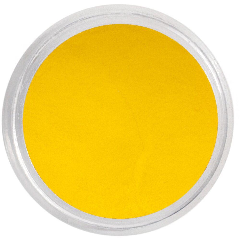 Artisan EZ Dipper Colored Acrylic Nail Dipping Powder - Firework Yellow - 1  oz (28 35 gr) (139087)