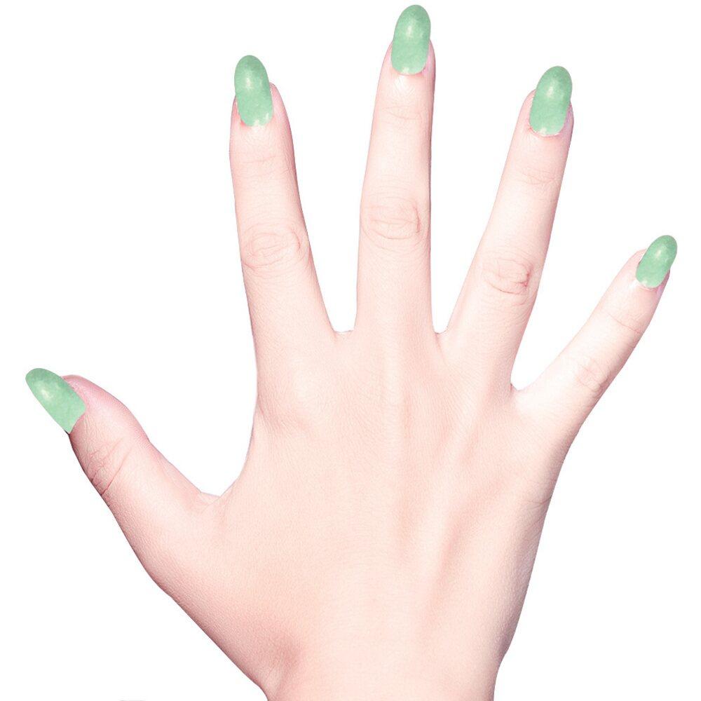 Artisan EZ Dipper Colored Acrylic Nail Dipping Powder - Shady Green Palms -  1 oz (28 35 gr) (139092)