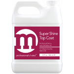 M Professional Choice Super Shine Top Coat - High Gloss & Mirror-Shine Finish 32 oz. (946.37 mL.) (228002)