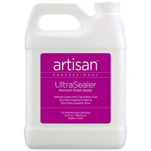 Artisan UltraSealer Super Hard Top Coat - No Chip & Mirror Like Shine - 32 oz (946 mL.) (229009)