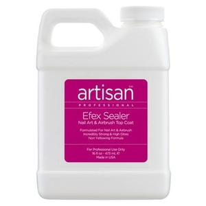 Artisan Efex Sealer Nail Art & Airbrush Topcoat 16 oz. (229012)