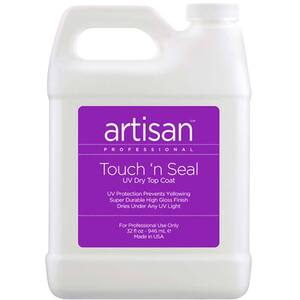 Artisan Touch N Seal UV Dry Top Coat - Eliminates Smudges & Smears - 32 oz (946 mL.) (229021)