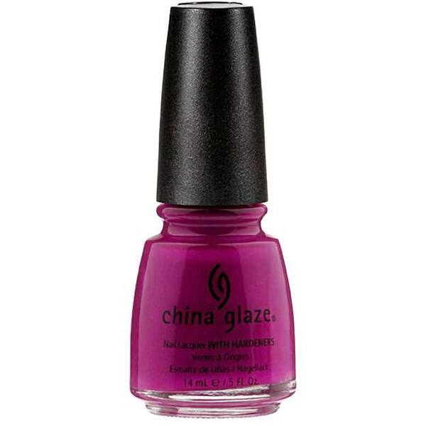 China Glaze Nail Polish - Purple Panic - 0.5 oz (14 mL.) (240290)