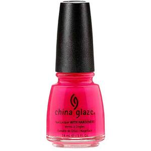 China Glaze Nail Polish - Pink Voltage - 0.5 oz (14 mL.) (240291)