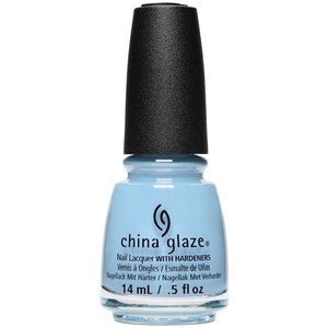 China Glaze Nail Polish - Water-Falling In Love - 0.5 oz (14.79 mL.) (244198)