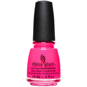 China Glaze Nail Polish - Don't Be Sea Salty - 0.5 oz (14.79 mL.) (244202)