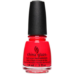 China Glaze Nail Polish - Kiki In Our Tiki - 0.5 oz (14.79 mL.) (244203)
